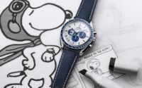 Omega Celebrates The Silver Snoopy Award's 50th Anniversary With New Speedmaster Moonwatch Replica Watches